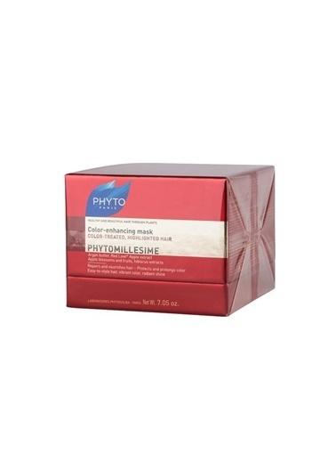 PHYTO PHYTO Phytomillesime Color Enhancing Mask 200 ml - Boyalı Saçlar Renksiz